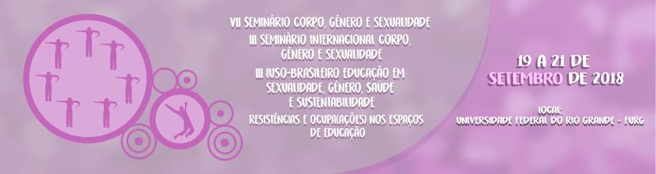 VII Seminário Corpo, Gênero e Sexualidade